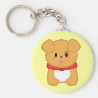 Lil' Doggy - Tuffy Keychain