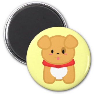 Lil' Doggy - Tuffy Magnet