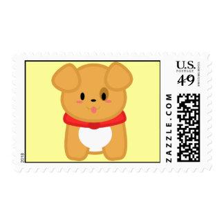 Lil' Doggy - Tuffy Postage