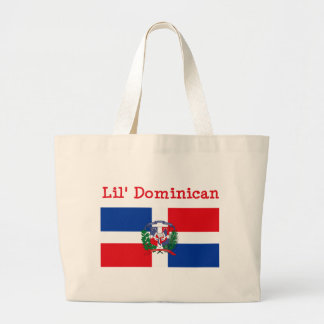 Lil' Dominican Tote Bag
