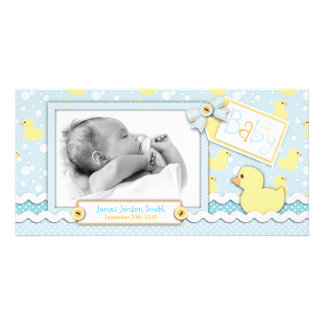 Lil' Duckling Photo Card