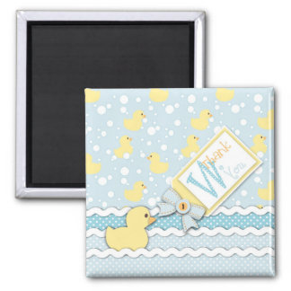 Lil' Duckling TY Magnet 2