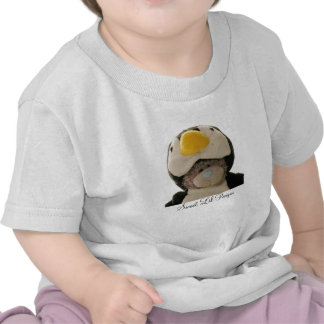 Lil dulce Pengui Camisetas