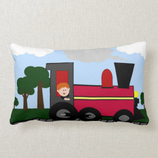 Lil Engineer Pillow
