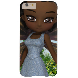 Lil Fairy Princess Barely There iPhone 6 Plus Case