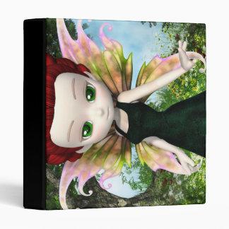 Lil Fairy Princess Binder
