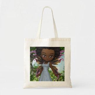 Lil Fairy Princess Budget Tote Bag