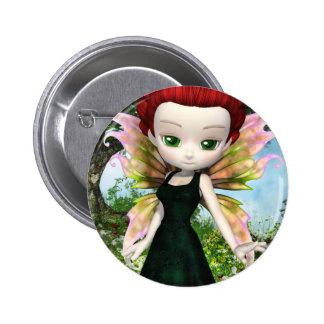Lil Fairy Princess Button