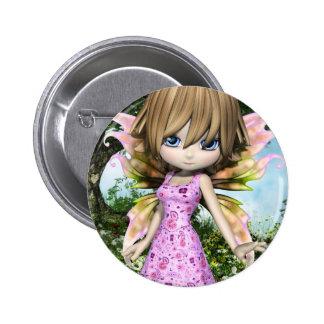 Lil Fairy Princess Buttons