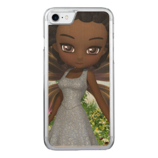 Lil Fairy Princess Carved iPhone 7 Case