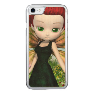 Lil Fairy Princess Carved iPhone 8/7 Case