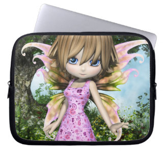 Lil Fairy Princess Computer Sleeve