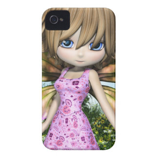 Lil Fairy Princess iPhone 4/4S Case-Mate Barely