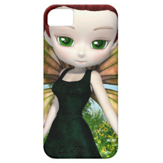 Lil Fairy Princess iPhone 5 Case-Mate Barely
