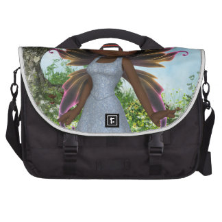 Lil Fairy Princess Laptop Bag