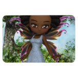 Lil Fairy Princess Large Magnet