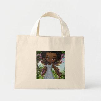 Lil Fairy Princess Mini Tote Bag