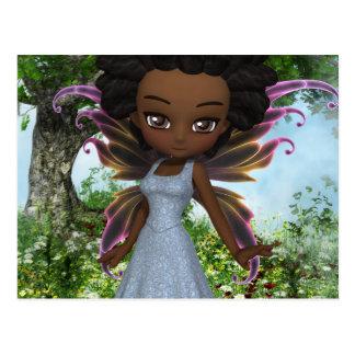 Lil Fairy Princess Postcard