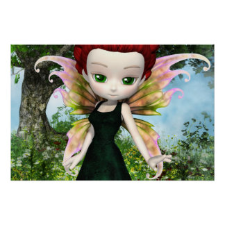 Lil Fairy Princess Posters