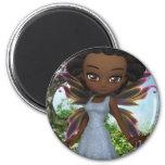 Lil Fairy Princess Refrigerator Magnets