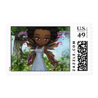 Lil Fairy Princess Stamp