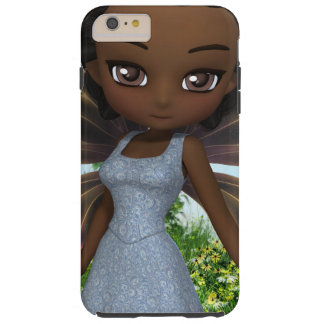 Lil Fairy Princess Tough iPhone 6 Plus Case