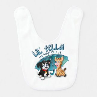 Lil' Fella Umbrella bib