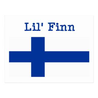 Lil' Finn Postcard