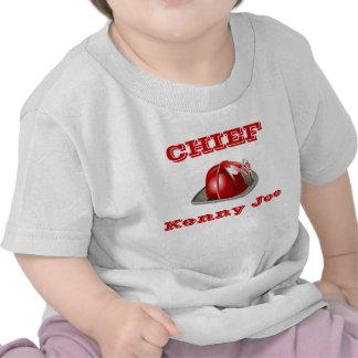 Lil' Fire Chief T Shirts