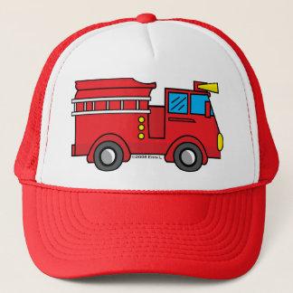 Lil Fire Truck Trucker Hat