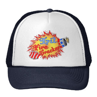 Lil Firecracker Hat