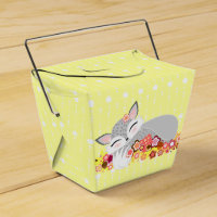 Lil Foxie Cub - Cute Baby Fox Favor Boxes