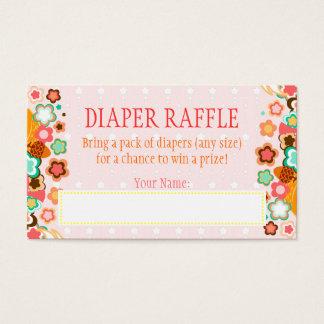 Lil Foxie Cub - Diaper Raffle Ticket