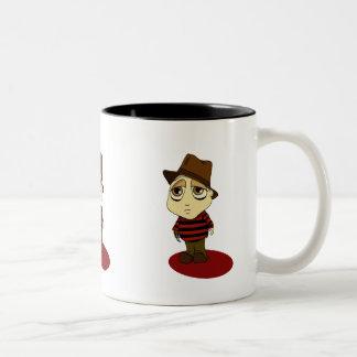 Lil Freddy Two-Tone Coffee Mug