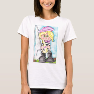 Lil' French Girl T-Shirt