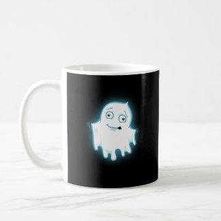 Lil' Ghost Halloween Design Coffee Mug