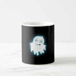 Lil' Ghost Halloween Design Coffee Mugs