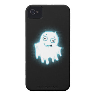 Lil' Ghost Halloween Design iPhone 4 Case