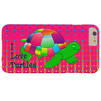 Lil Glass Turtle-iPhone 6 Plus Case