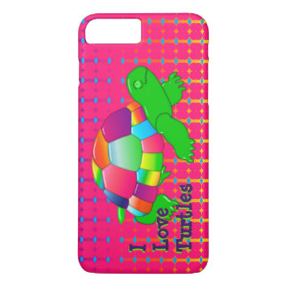 Lil Glass Turtle-iPhone 7 Plus Case