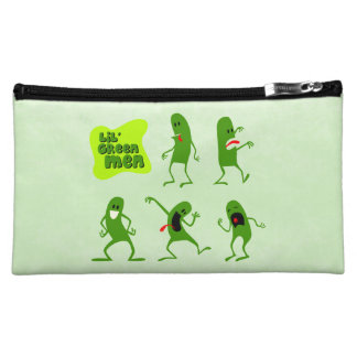 Lil Green Men Cosmetic Bag