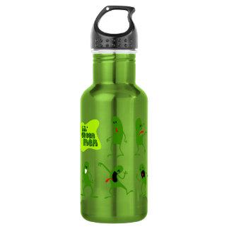 Lil' Green Men 18oz Water Bottle