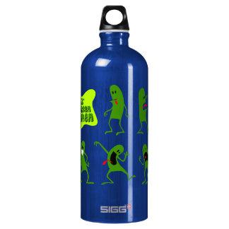Lil' Green Men Water Bottle