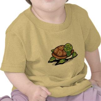 Lil Green Turtle Shirts