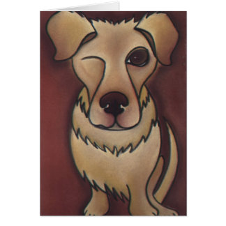 Lil' Gus by Robyn Feeley Card