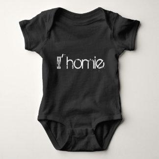 lil' homie baby jumpsuit baby bodysuit