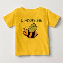 Lil Honey Bee Baby T-Shirt