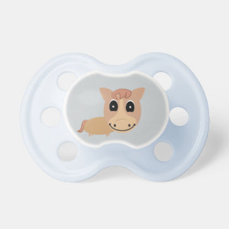 Lil horse pacifier