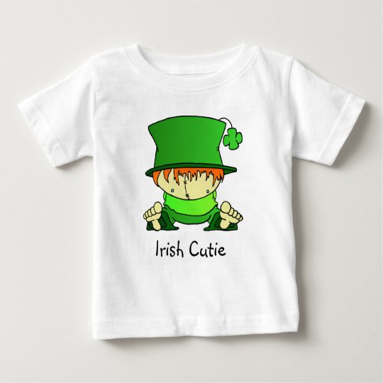 Lil Irish Cutie Baby T-Shirt