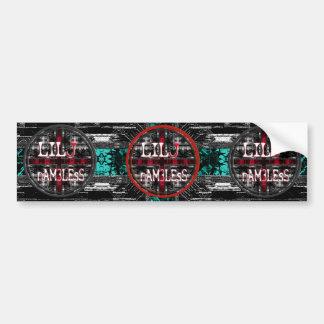 LIL J Bumper Sticker